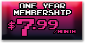 $7.99/month One Year Membership