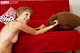 Domo Fights Young Nude Girl