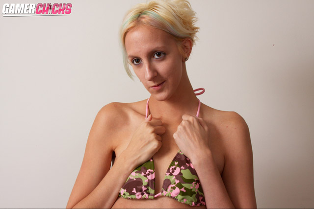 Jamie Lee Is Our Tall Blonde Amazonian Princess Model