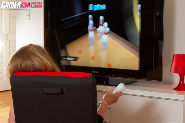 bowling wii naked video